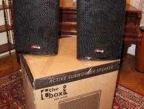 2 boxe pasive Sirus Pro RXM