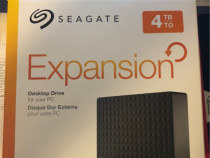 Hdd extern Seagate Expansion 4TB