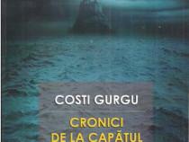 Costi Gurgu - Cronici de la capatul pamintului SF