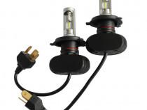 Set becuri LED H1, H3, H4, H7, 4000LM Canbus