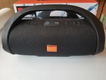 Boxa portabila Boombox ,bluetooth,sd card,usb,radio Noua