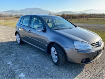 Volkswagen Golf 5 2008 ,1,4 Benzina 80CP Rate fără avans