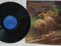 Colectie muzica - Johann Strauss si Franz Schubert - discuri