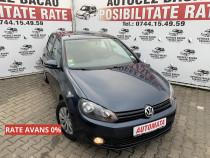 Volkswagen vw golf 6-automata-benzina-rate-