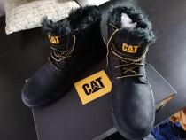 Ghete barbati CAT piele 42