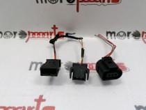 Conector instalatie electrica cu 3 pini Audi A3 (8L) Coupe