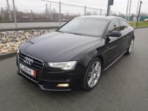 Audi A5 S line fabrica