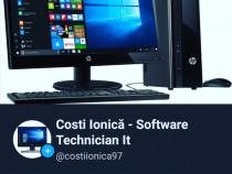 Execut instalări sisteme de operare Windows