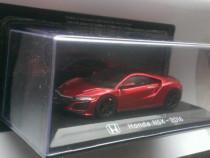 Macheta Honda NSX MK2 2016 - Altaya 1/43