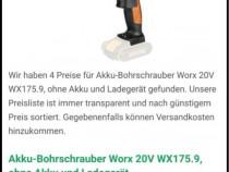 Worx 20V WX175.9