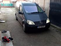Mercedes vaneo benz+GPL