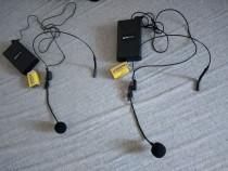 Set lavaliere wireless