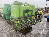 Instalatie ierbicidat 800 litri