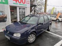 VW Golf IV,1.4Benzina,2000,AC,Finantare Rate