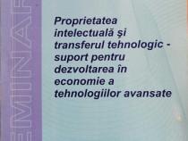 Proprietatea intelectuala si transferul tehnologic (Seminar)