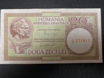 Bancnota 20 LEI (1947,1948,1950)