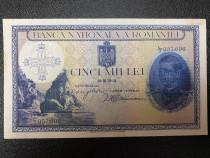 Romania 5000 Lei 1931 1940