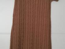 Rochie pulover Zara mar M, angora