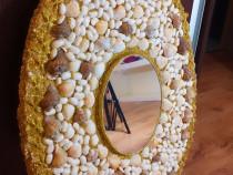 Decoratiune3D tablou cu oglinda