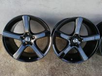 "Jante MIDIR 18"" black 5x108 Volvo S60 S80 V70 XC70 XC90"