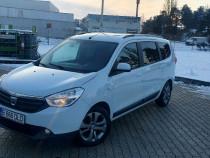 Dacia Lodgy 7 locuri //2015 // Euro 5 // Acte la zi