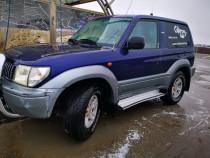 Toyota Land Cruiser 3.0 diesel, autoutilitara