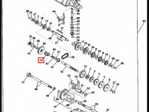 Pinion OEM John Deere M82823