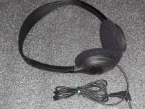 Casti stereo jack 3,5 mm