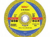 Set 25x Disc Flex MRG, 115 x 1.2 x 22.23, A 60 Extra C432