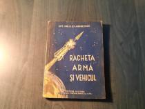 Racheta arta si vehicul D. St. Andreescu