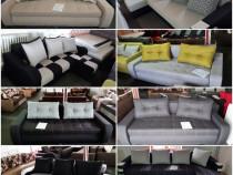Canapea Zalau, canapele extensibile noi, si la comanda
