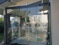 Sticla glisanta si armonică securizată