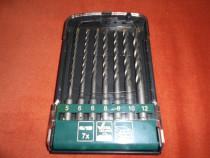 Set 7 burghie SDS Hammer Drill Bits, pentru ciocan rotoperc.