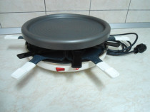 Gratar electric, raclette - grill