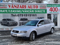 Audi A4,1.9Diesel,2003,Finantare Rate
