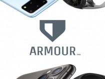 Folie Silicon Samsung M31 Prime Armour Premium