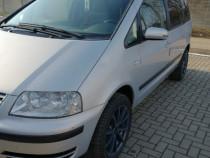Volkswagen sharan 1.9 tdi 7 locuri familiar acte la zi