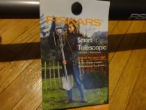 -30 % Reducere,Sapă-Lopată Telescopică Fiskars SmartFit.NOUA
