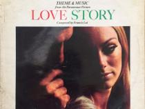 Disc de vinil Love Story