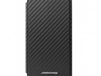 Husa Telefon Oe Mercedes-Benz Amg Negru / Fibra Carbon