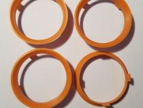 Set inele de centrare ghidaj jante noi 60.1-58.1 mm Alfa Rom