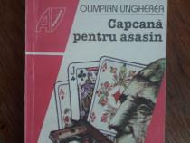 Capcana pentru asasin -Olimpian Ungherea, autograf / R3P1F