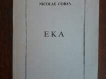 Eka - Nicolae Coban, autograf / R4P4S
