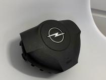Airbag volan Opel Astra H sofer doua mufe 2