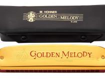 Muzicuta Hohner Golden Melody Tremolo, din Germania, nou