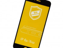 Folie Protectie Sticla 3D Huawei P10 Lite Black + cablu date