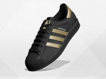 Adidas Superstar RT - Black Metallic Gold