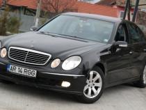 Mercedes E220 Avantgarde - an 2003, 2.2 CDI (Diesel)