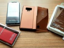 Husa Originala CLEAR VIEW pt Samsung Galaxy Note 9,Note 10