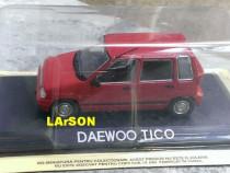Macheta Daewoo Tico 1998 - DeAgostini Masini de Legenda 1/43